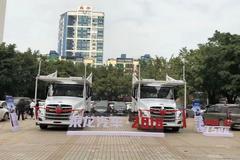 新车到店 柳州乘龙T5牵引车仅售23.8万
