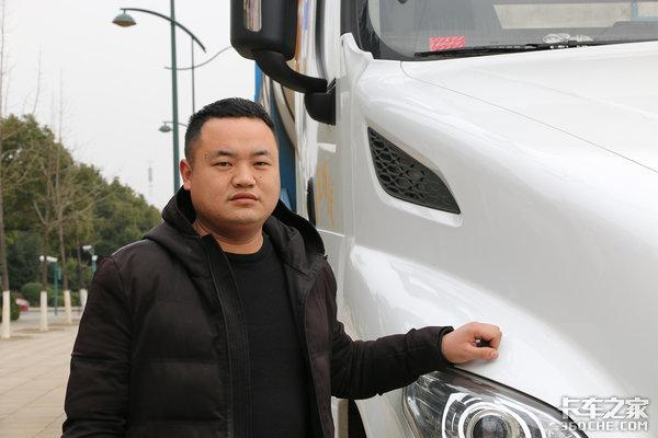 好卡车应该是全能王1200公里体验乘龙T7