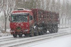 吉林普降大雪 过往卡友请合理安排行程