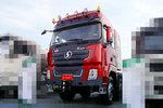 15L600马力发动机 X3000 8x8大件车图解