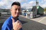 一辈子不想换工作 日本司机VS斯堪尼亚