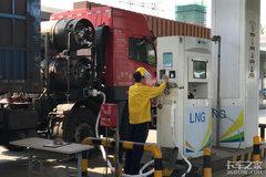 气价又比油价低了 你还敢再买LNG重卡吗