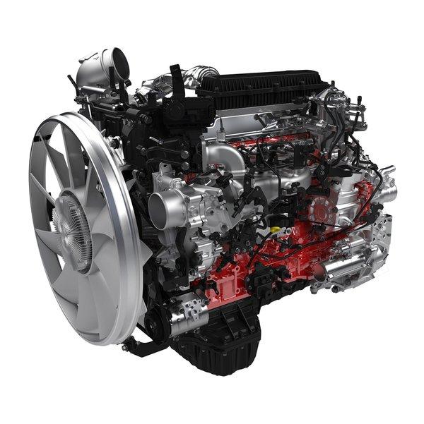 日野新长头车发布专攻北美重型车市场