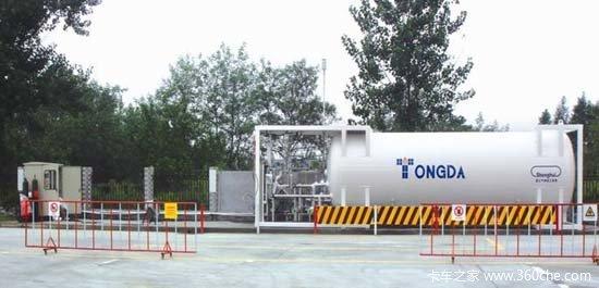 LNG重卡面临阻碍重重
