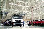2010年上半年中国商用车市场增长了76%