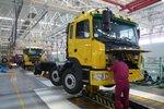 中国卡车制造商 积极参与海外市场竞争