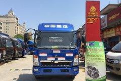 冲刺销量 清远悍将载货车仅售12.88万元