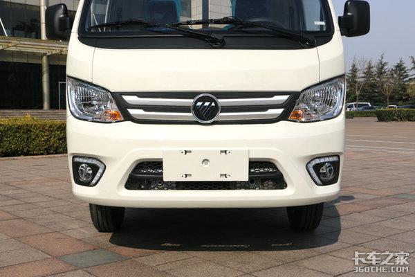 新一代微卡车型引领者详解福田祥菱M1