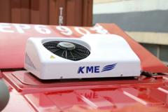 选KME变频驻车空调,定会让您舒适无忧