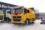 欧六发动机+6AT 重汽凭何取代进口车?