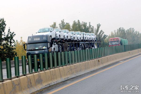 7月1日禁行违规轿运车绝不延长过渡期