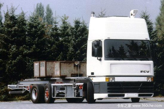 卡车设计绞尽脑汁 达夫FCV不只是个概念