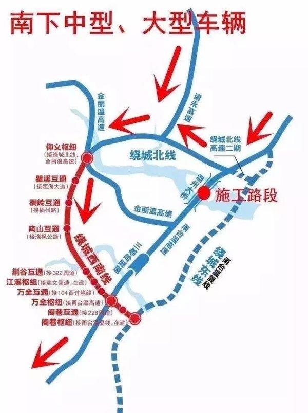 温州:由于道路施工集卡运费上涨!