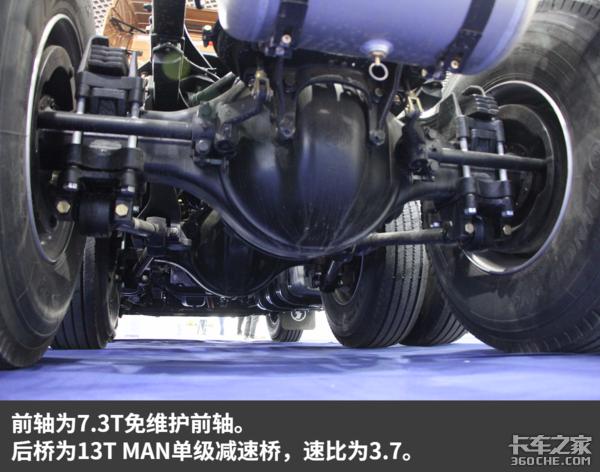 13L550马力X3000五十周年纪念版图解