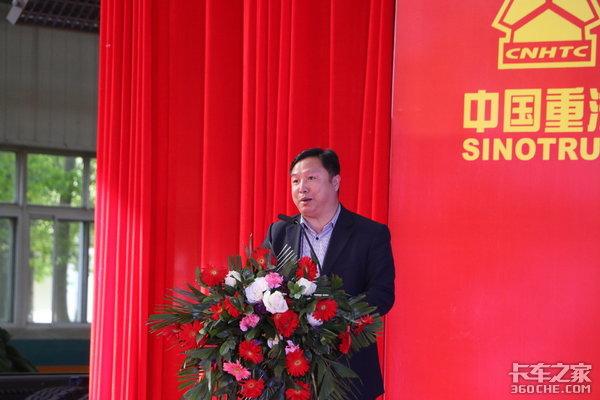 携众望而来中国重汽豪翰J6G质轻版上市
