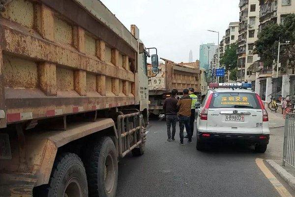 重磅:深圳实施史上最严泥头车管理措施