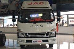 新车到店 福州集福骏铃V6载货仅10.86万