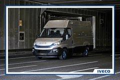 依维柯CNG卡车交付英国Lawsons公司