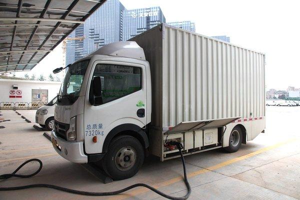 干货快收藏 最全深圳充电桩位置都在这