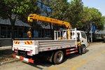福瑞卡程力霸龙3.2吨2节臂吊机特价促销