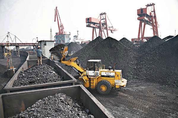 内蒙古:一季度煤炭价格小幅上涨8.34%