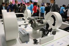 新能源是主角 博世携新品亮相北京车展