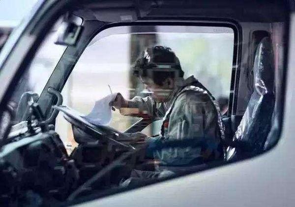 戳穿卡车司机的四个谎言每个司机都说过