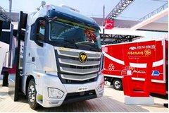 大马力+智能化 北京车展看卡车发展趋势