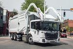 它比长头卡车更好?北美引入奔驰Econic