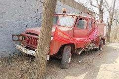 老东风EQ140消防车 见证40年峥嵘岁月