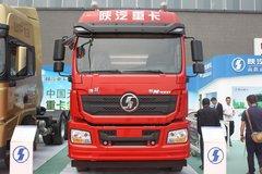 自重仅8.8吨 陕汽M3000 CNG牵引车图解