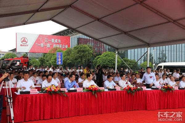 建立卡友生态圈三一重卡创造中国速度