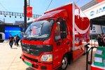 刘强东说 把河北所有的货车换成电动车