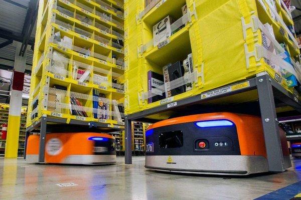 未来物流朝'无人化'发展:从自动化到AI
