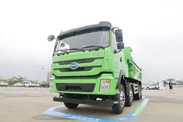 3.6万辆 深圳电动货车连续3年全球最多
