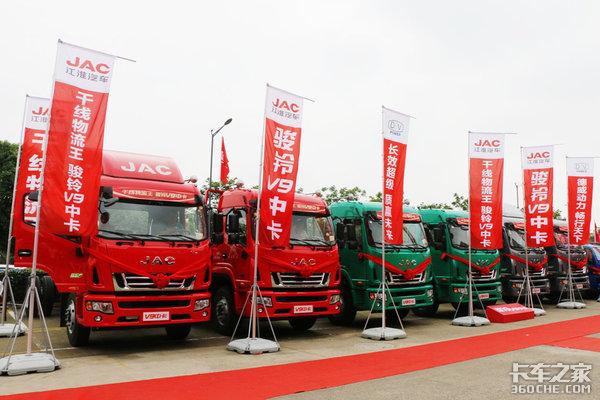 安徽的江淮为什么在无锡发布新车?