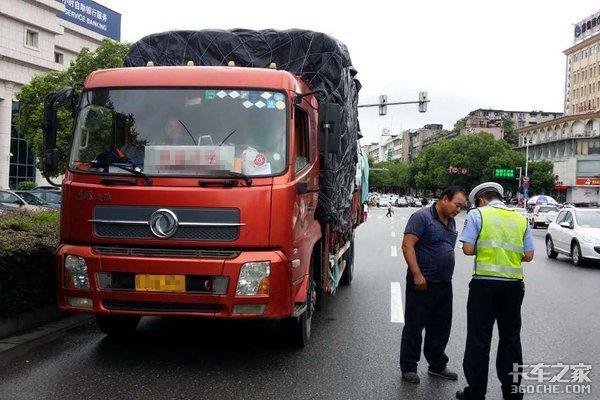 货车司机控诉:为什么开大车越来越难?