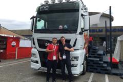 在德国开卡车是什么体验?看完你就知道