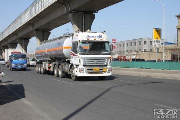 广东:6.15-6.18危险品货运车禁上高速