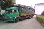 致我们家的老功臣――解放四大重型卡车