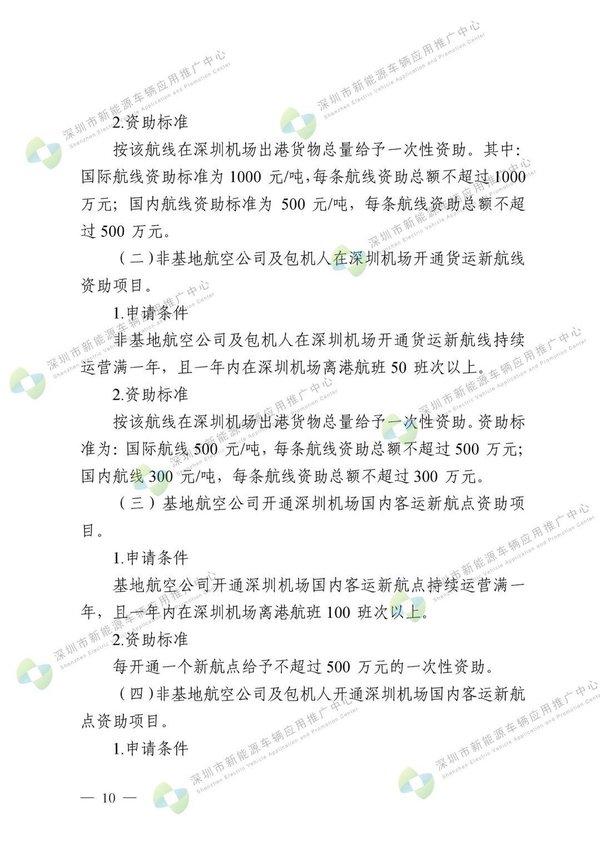 电动车运货还能拿补贴深圳最高补7.5万