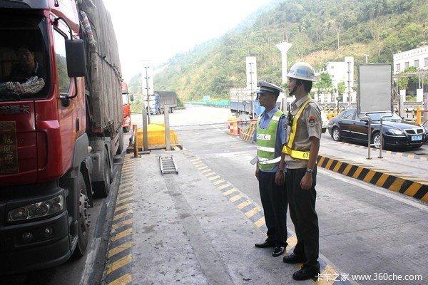 北京:推广货车超限不停车检验系统实现24小时治超监控