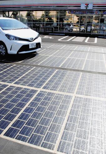 太阳能公路听过没?东京拟在2019年铺设