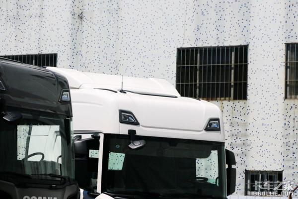 国内最畅销的斯堪尼亚全新一代G450又有哪些惊喜?