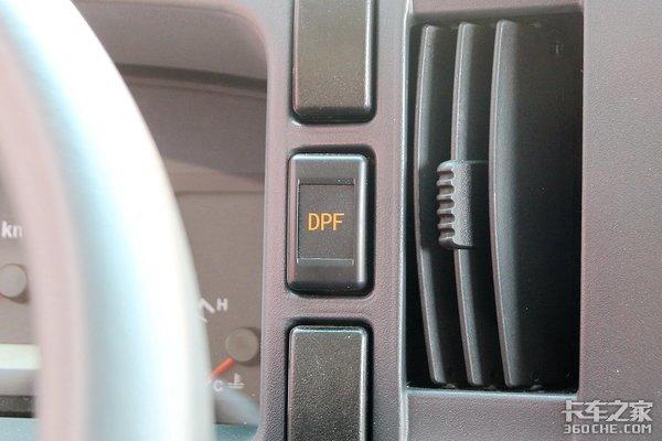 不烧尿素的四米二轻卡十款DPF新车盘点