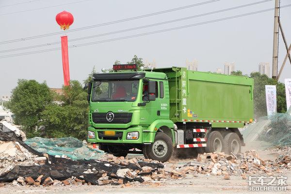 西安严查货车污染国三渣土车须加装DPF