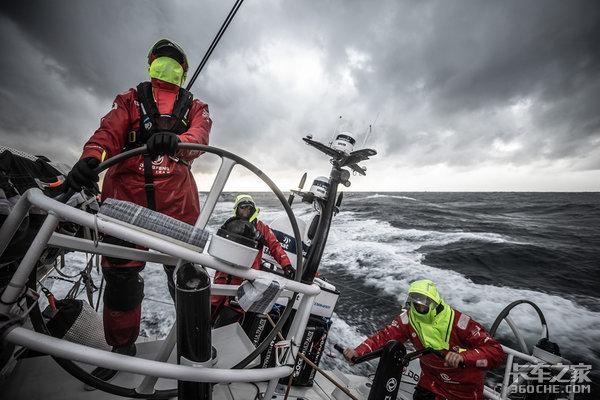 帆船赛结束第十赛段东风队抱憾错失奖牌