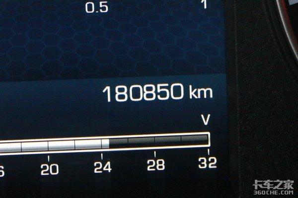 1年行驶18万公里挂车长测一周年总结