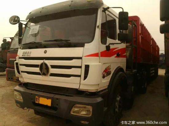 全国二手车火不火,内蒙古的司机说了算