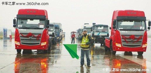 """上海汇众""""被卖""""重卡行颐魅整合的开始"""